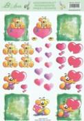 3D Etappen-Bogen-BB-0038/09 - Bobo