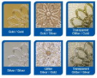 Micro-Glittersticker-4401ggs-Herzlichen Glückwunsch-Gothic-gold/silber