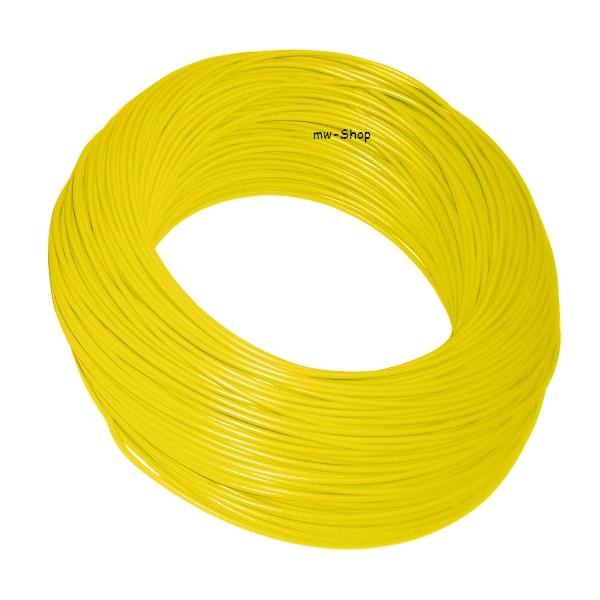 10 meter bund kabel 0 50mm gelb. Black Bedroom Furniture Sets. Home Design Ideas